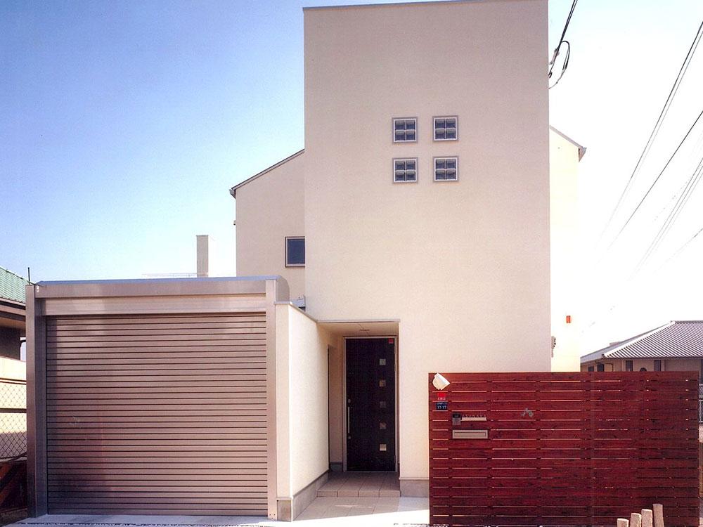 CASE130 ライフサイズの家