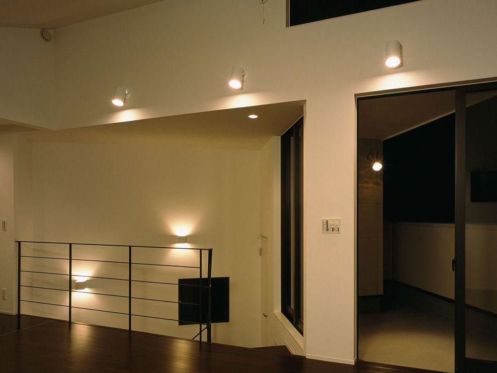 CASE135 光を呼び込む家