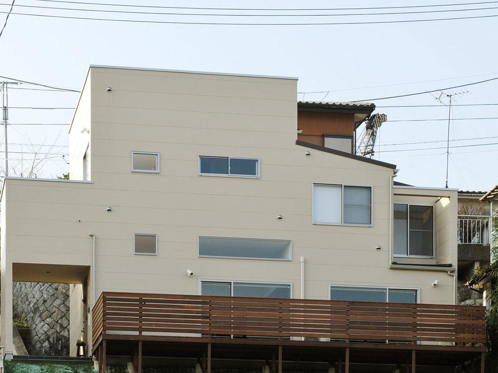 CASE165 sky life house