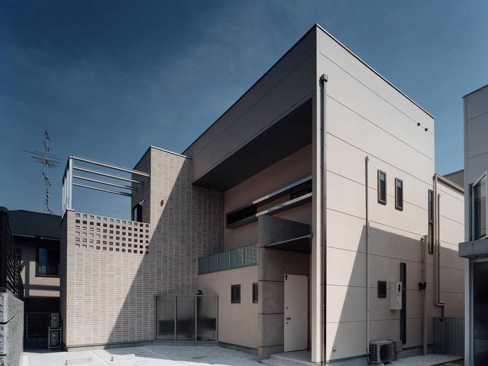 CASE26 眺望を活かしたデザイン住宅