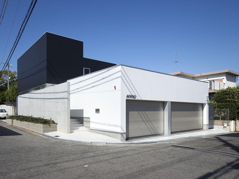 CASE301 ガレージハウス