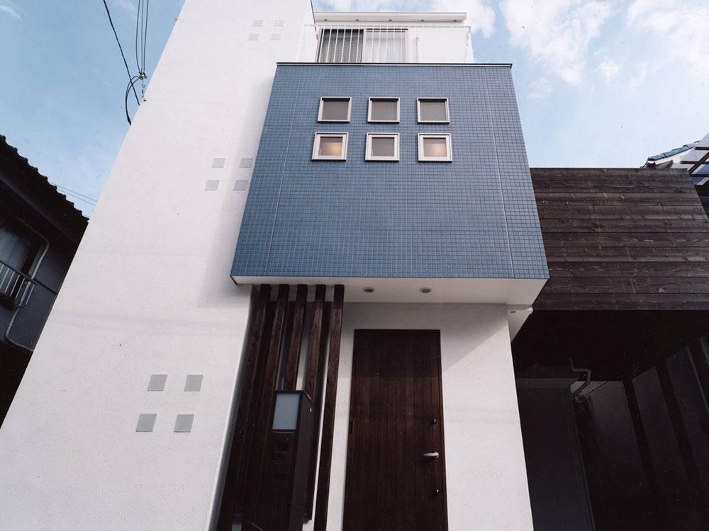 CASE34 カントリーテイストなデザイン住宅