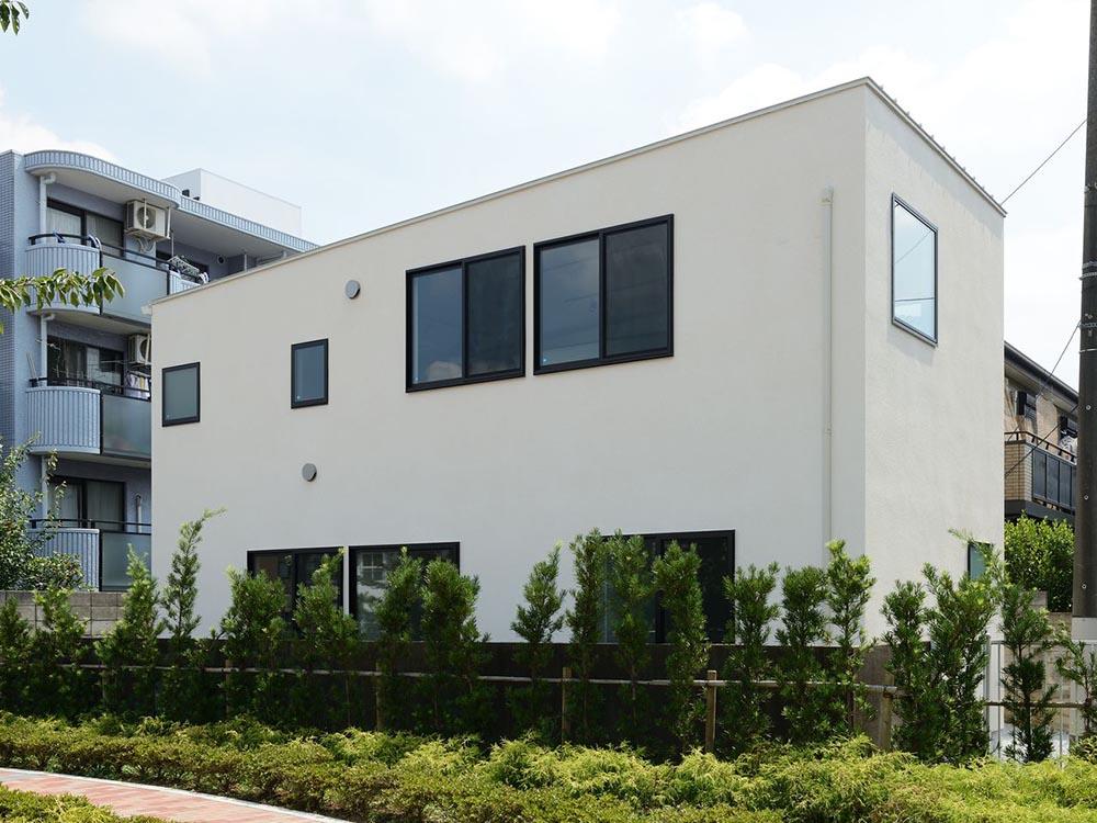 CASE378 石神井川の家