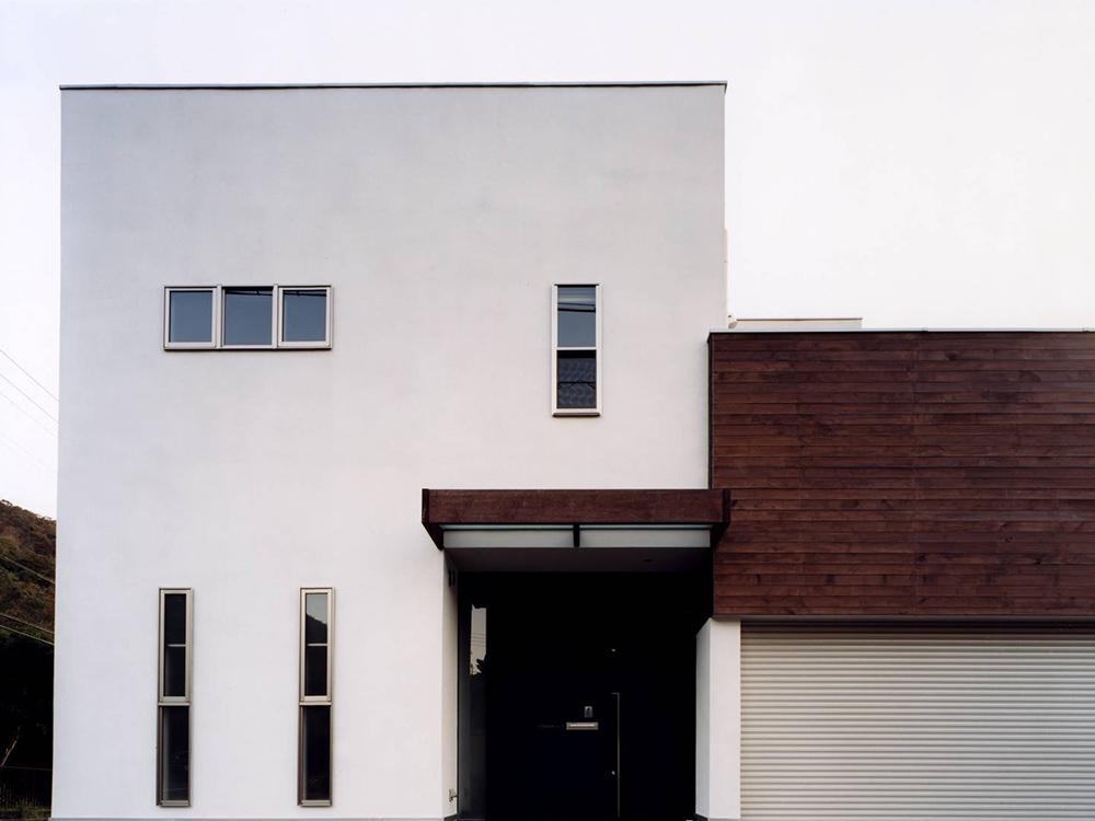 CASE3 オリエンタルテイストの住宅