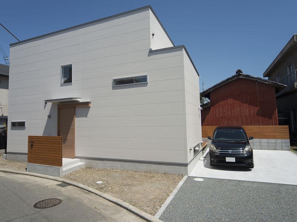CASE412 S(シンプル)ハウス