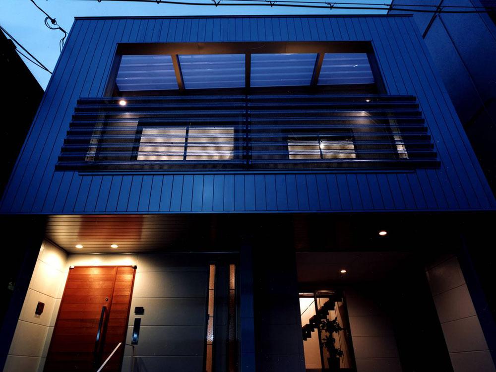 CASE42 南に開けたデザイン住宅