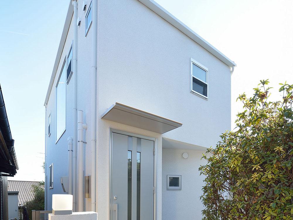 CASE451 台形の家