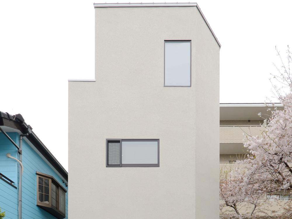 CASE461 眺める家