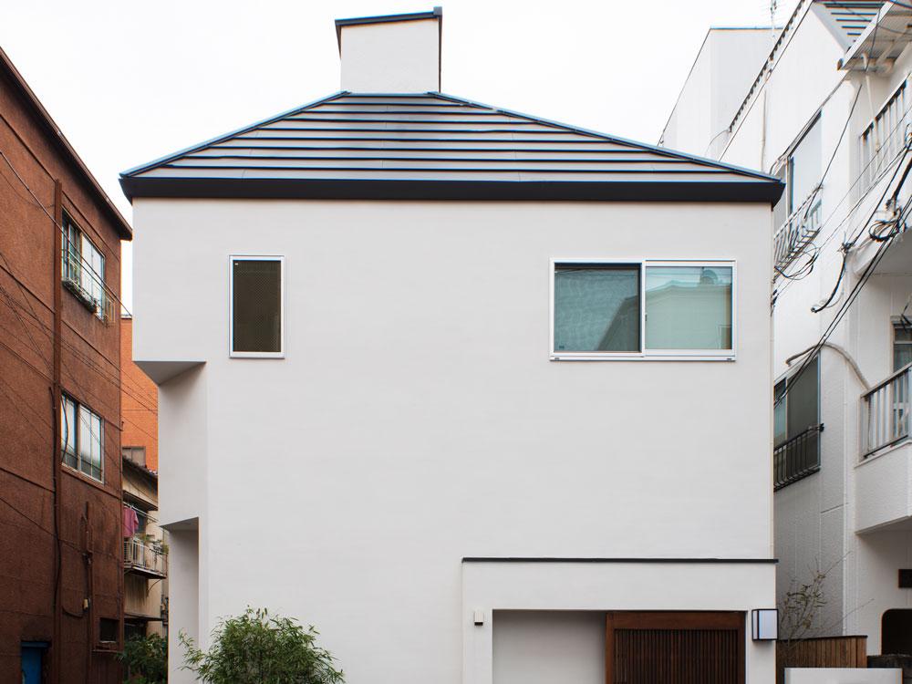 CASE487 立方の家