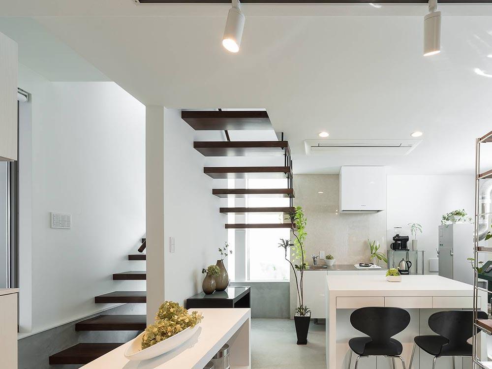 CASE488 都市型コンパクト住宅