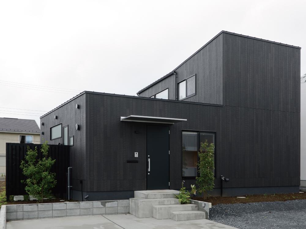 CASE520 素地の家