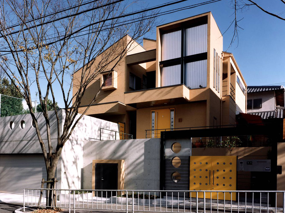 CASE54 風水を重視したデザイナーズ住宅