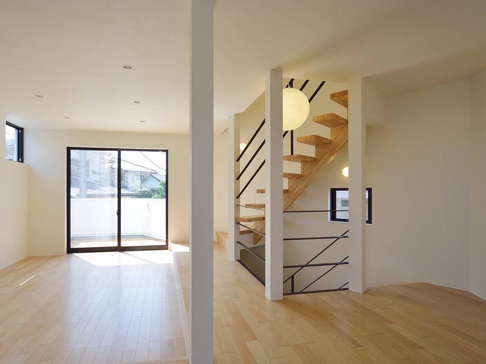 CASE592 五角形の家