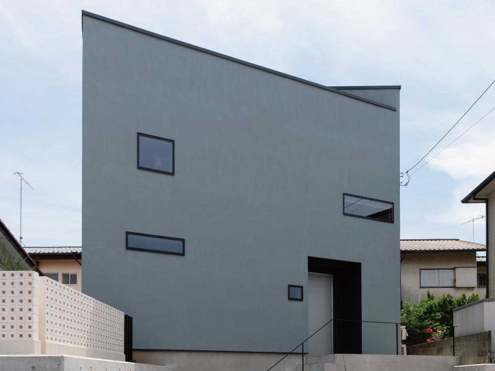CASE621 対角線上の家