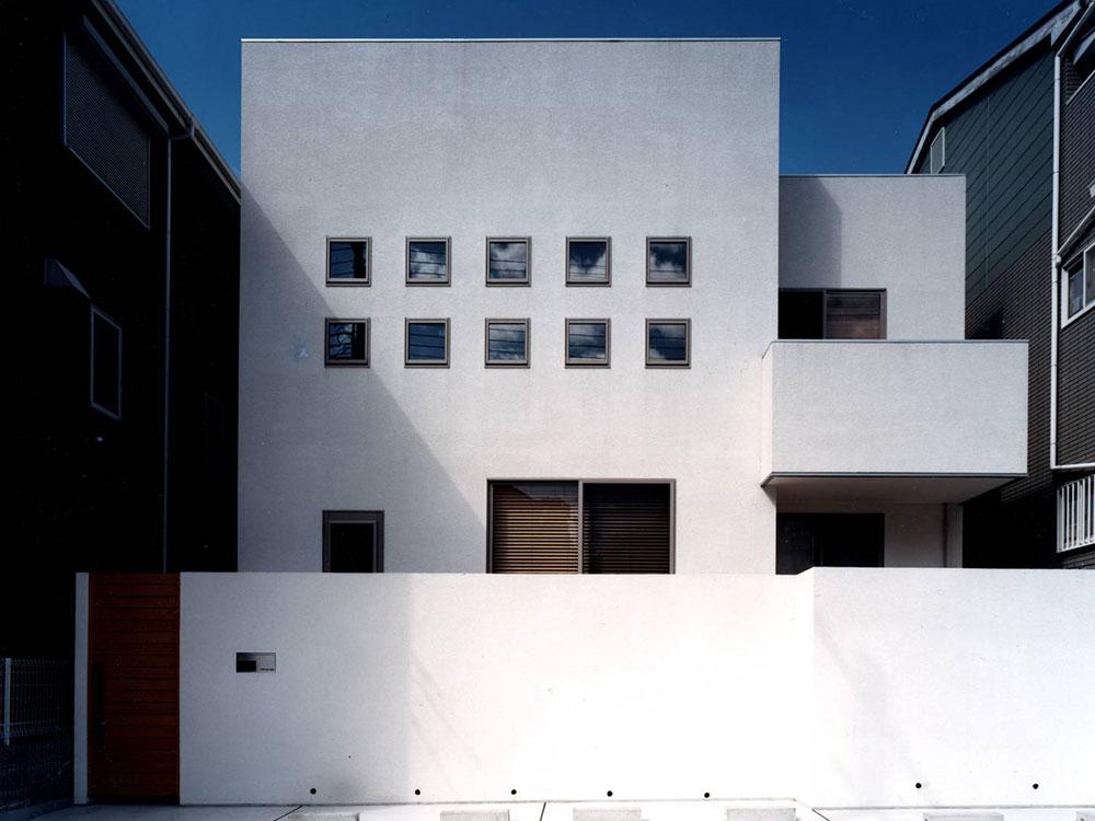 CASE63 ニュートラルなデザイン住宅
