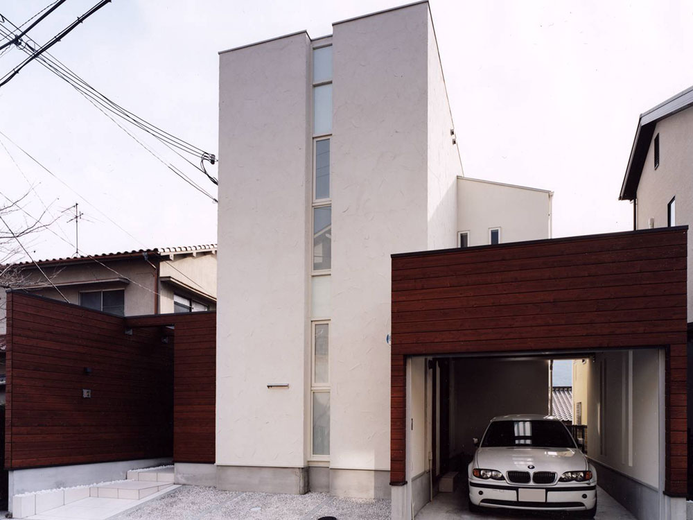 CASE67 ピアノ室のあるデザイン住宅