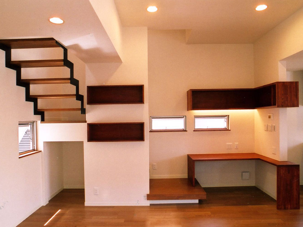 CASE90 木に包まれたデザイン住宅