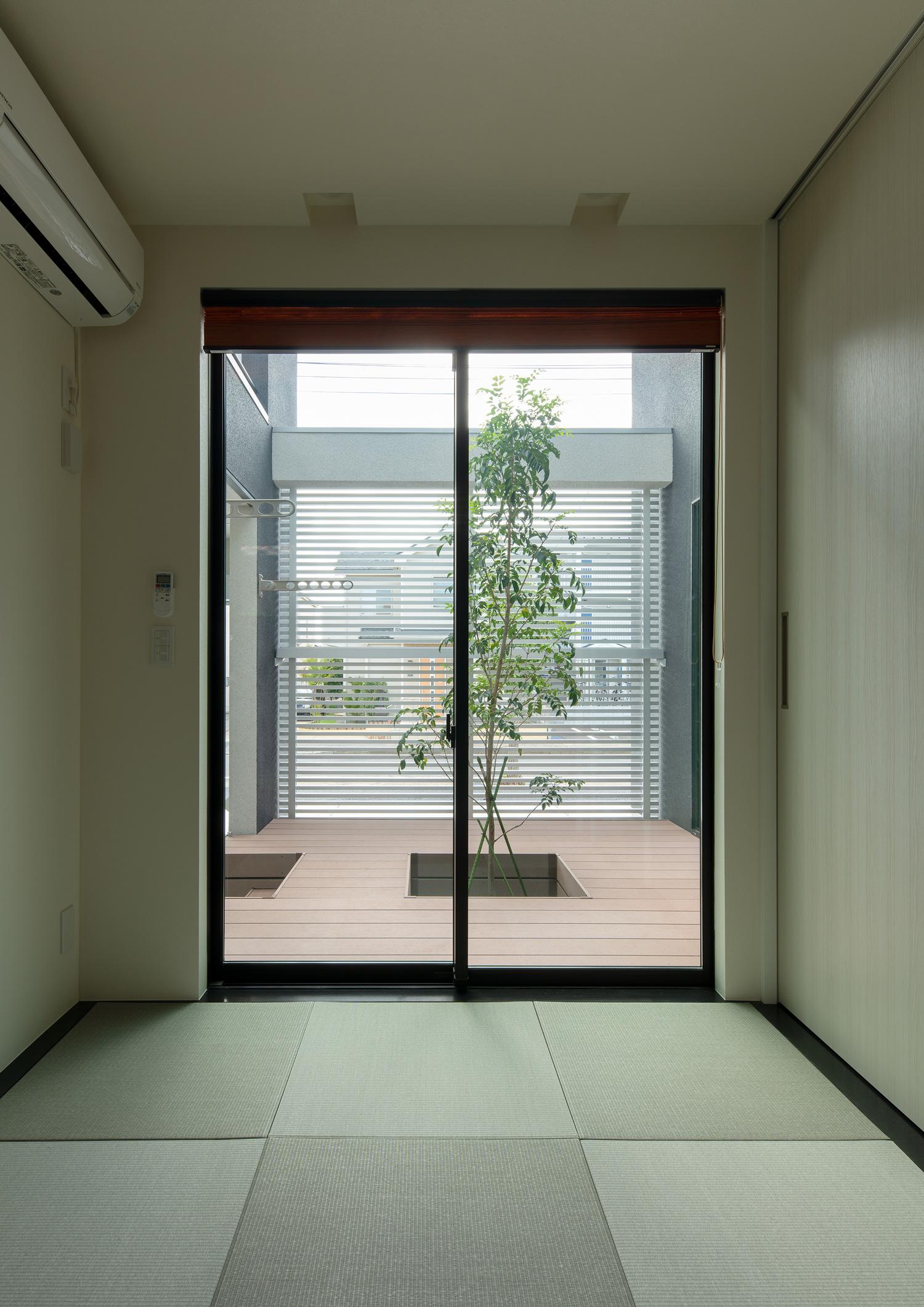 注文住宅・デザイン住宅建築実例_和装