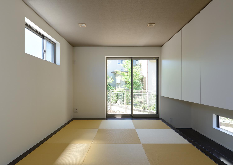 注文住宅・デザイン住宅建築実例_和室