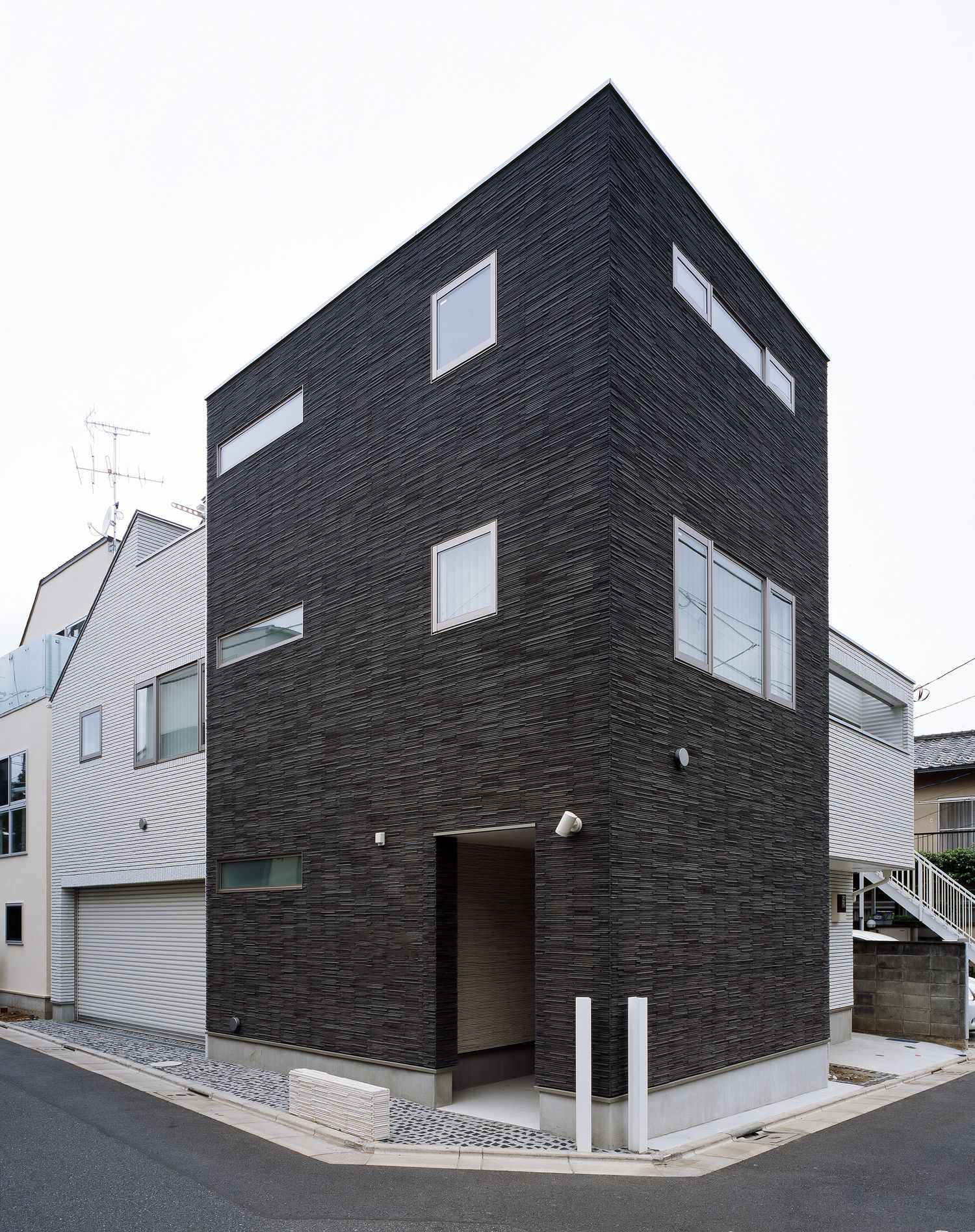 注文住宅・デザイン住宅建築実例_外観