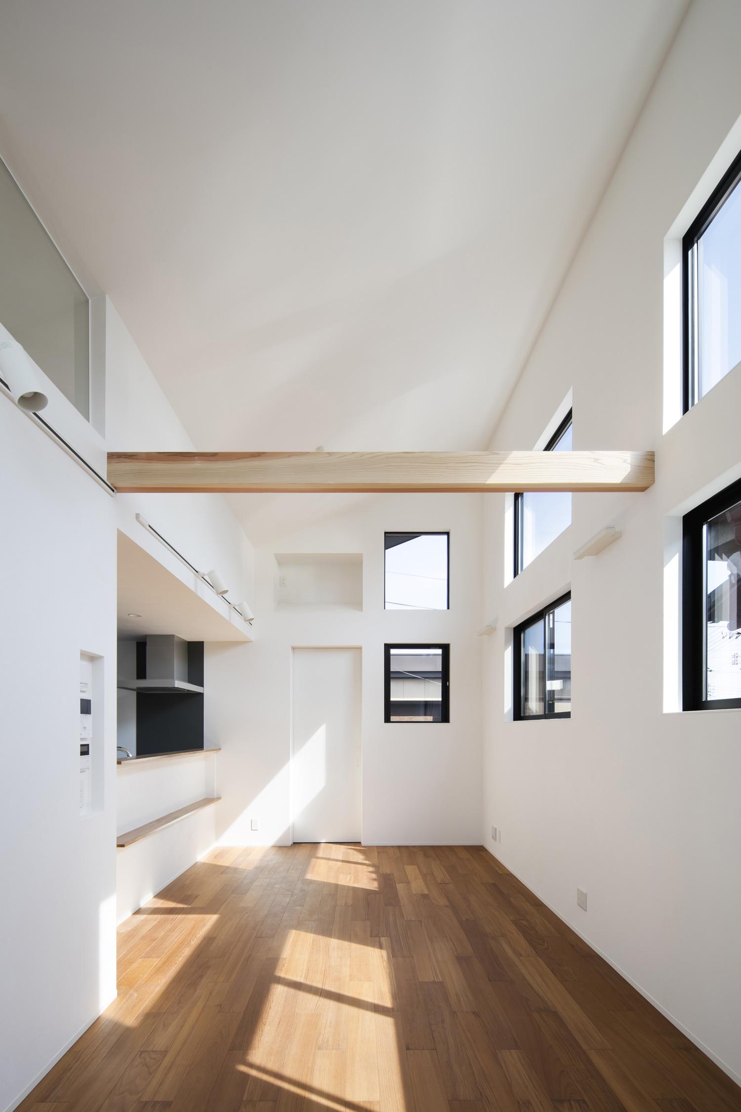 注文住宅・デザイン住宅建築実例_LⅮK