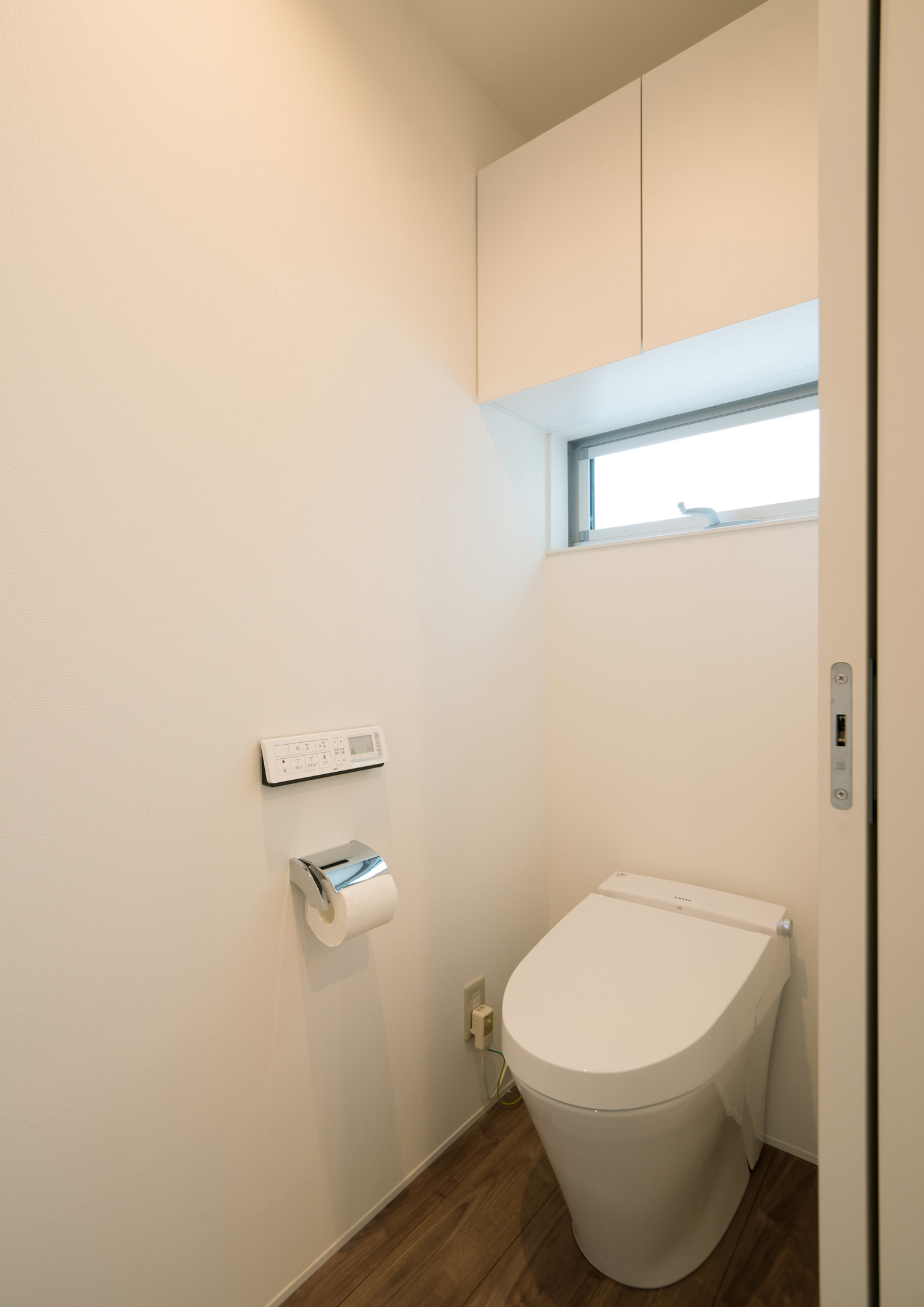 注文住宅・デザイン住宅建築実例_トイレ