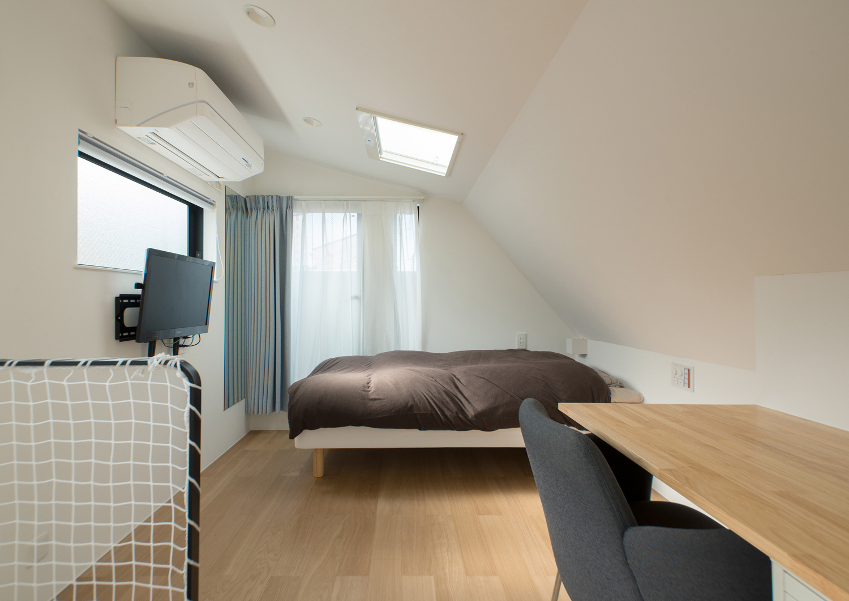 注文住宅・デザイン住宅建築実例_寝室