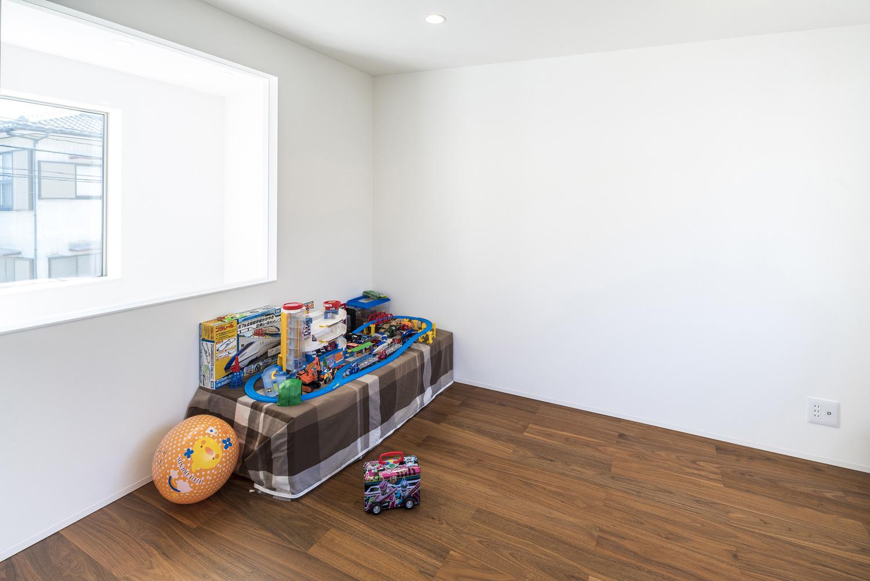 注文住宅・デザイン住宅建築実例_子供部屋