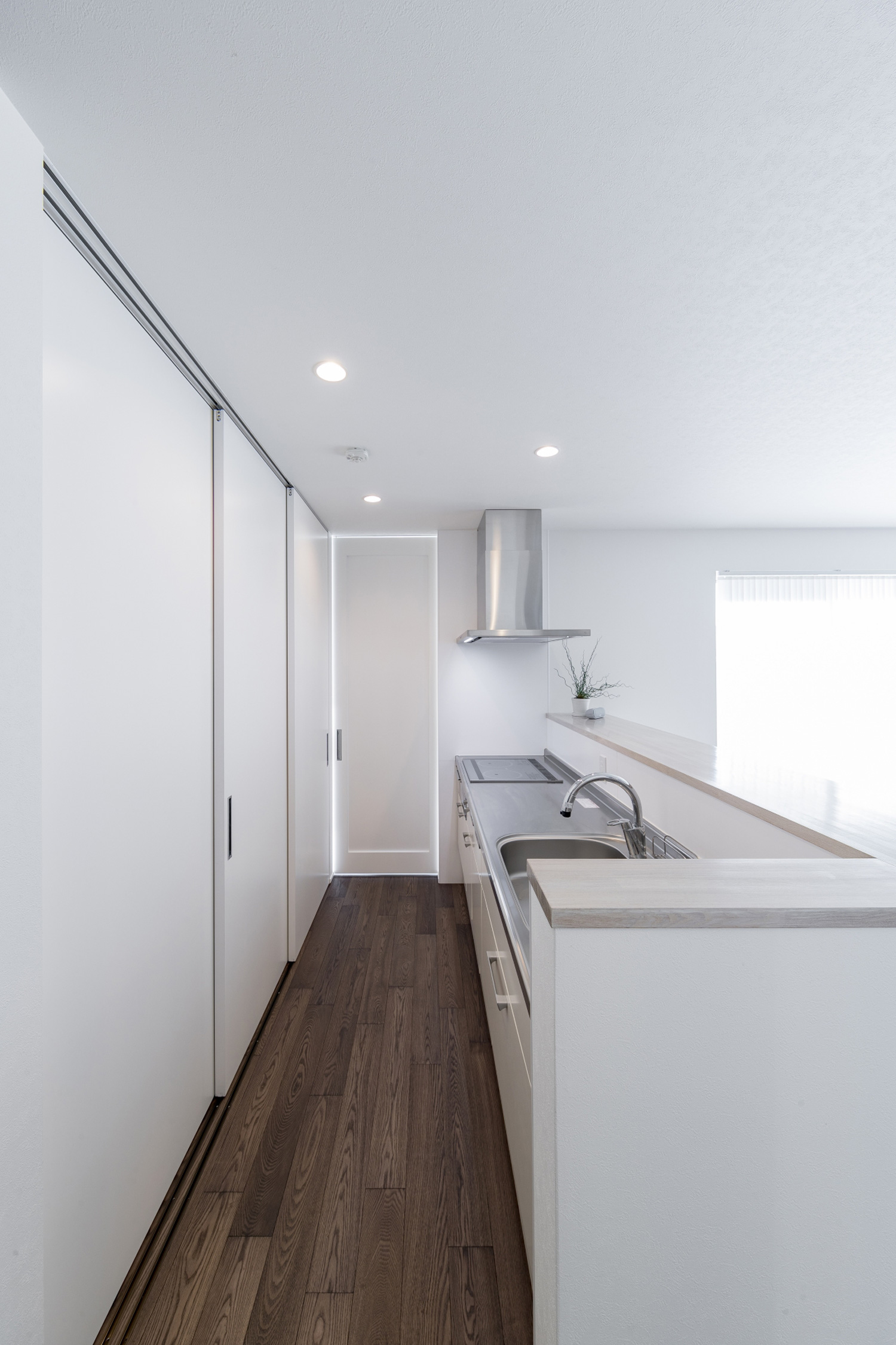 注文住宅・デザイン住宅建築実例_キッチン